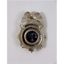 Avengers (1998) Hayes Sergeant Badge Prop