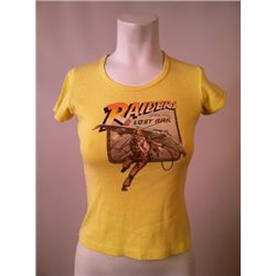 Raiders of the Lost Ark Early ILM Woman's Cast & Crew Shirt