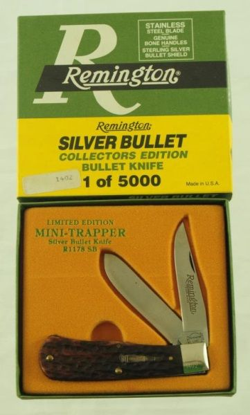 Remington Mini Trapper R1178 Bullet Knife