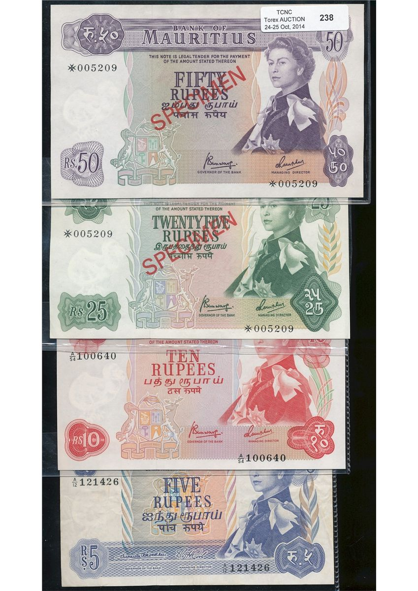 British Commonwealth Banknote Lot