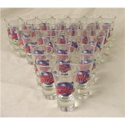 30 Diff Planet Hollywood Orig Shot Glass New Orleans