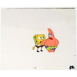 Original Cel Animation But Why Spongebob Art