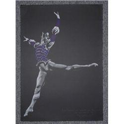 Artist Signed Art Proof Print Mikhail Baryshnikov Dance