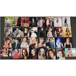32 Hollywood Women 8x10 Photos Gellar, Diaz, Stone