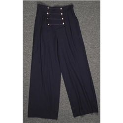 Escada Margaretha Ley Ladies Vintage Designer Pants :40