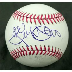 Jack McDowell Chicago White Sox Autographed Baseball