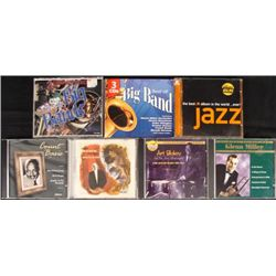 Jazz & Big Band 10 CDs Classic Collection Miller- Basie