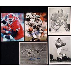 5 Past & Present AFC Photos- Bruce Harper Marcus Stroud