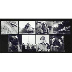 8 WWII Photos w/Hitler, U.S., Pearl Harbor, Paris