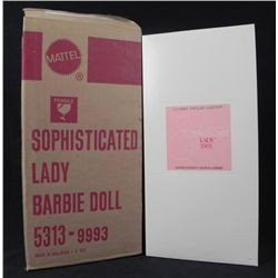 Sophisticated Lady Porcelain Doll-MIB w/Shipping Box