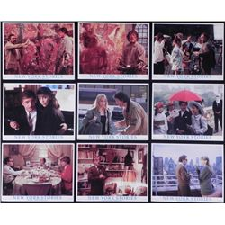 New York Stories 9 Pc Promo Set 8x10 Photos Lobby Cards