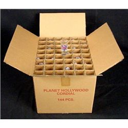 Planet Hollywood SAN JUAN Shot Glass 144/Case