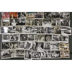 50 Lobby Photo Cards 8 x 10 Classic Movie Scenes 1950s-