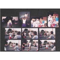 10 Original Photos Shaquille O'Neal Kazaam Movie Shoot