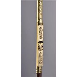 Presentation Grade African Shooting Stick