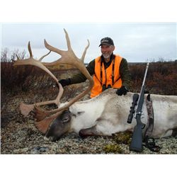 5-day Quebec Caribou Hunt for One Hunter