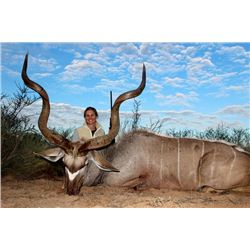7-day Nambia Plains Game Hunt for One Hunter and One Observer