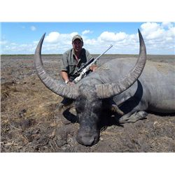 5-day Australia Water Buffalo Cull Hunt for One Hunter and One Observer