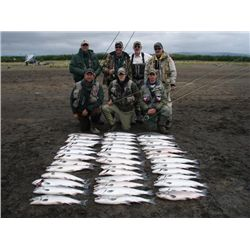 7-day Alaska All-inclusive Wingshooting/fishing Trip for One