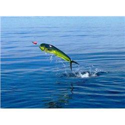 4-day Baja Mexico Dorado, Sailfish and Marlin for Two Anglers