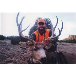 5-day Western Colorado Rocky Mountain Elk, Trophy Mule Deer and Black Bear Hunt for Two Hunters