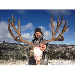 5-day Idaho Elk and Mule Deer Hunt for One Hunter with Former NFL All-Pro Rulon Jones