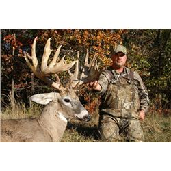 5-day Oak Creek Whitetail Ranch Coveted First Week of the Season Hunt