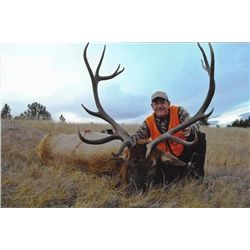 7-day Montana Rocky Mountain Elk, Pronghorn and Deer Hunt for One Hunter