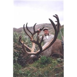 7-day Northwest Territories Mountain Caribou Hunt for One Hunter