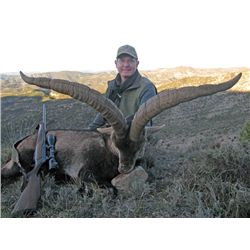5-day Spain Beceite Ibex Hunt for One Hunter and One Observer