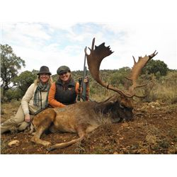 5-day Spain Choice of Species Hunt for One Hunter and One Observer