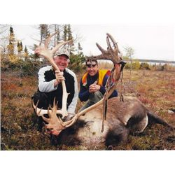 5-day Manitoba Central Barren Ground Caribou Hunt For One Hunter