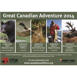 The Great Canadian Adventure