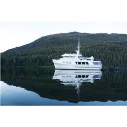 5-day Luxury Yacht, Alaska Black Bear Hunt & Swarovski Optics Package
