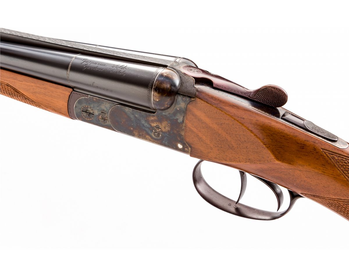Italian Double Rifle, by G. Aldo