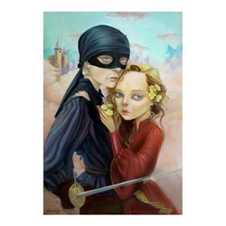 Leslie Ditto Princess Bride Signed and Numbered Giclee