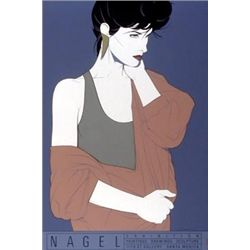 Patrick Nagel : Commemorative 10 Art Print