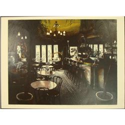 Harry McCormick Signed Art Print Proof La Cabana 1979