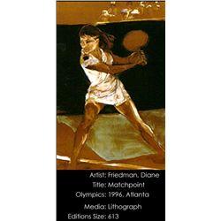 Friedman, Diane : Matchpoint