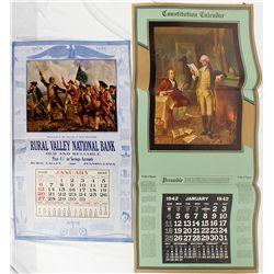 Constitution Calendar 1942 -