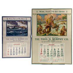 War Bond Calendar -