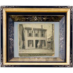 Samuel Clemens at His Hannibal Home - Hannibal, MO