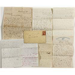 Civil War Letters Group -