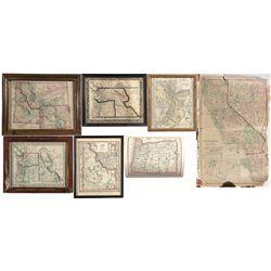 Early Northwest Maps -