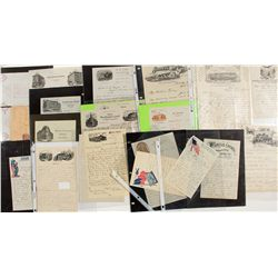 Illustrated Letter Sheet Collection -