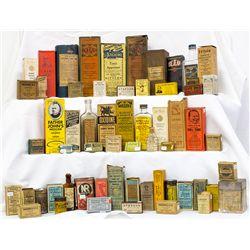 Fifty Nine (59) Labeled Drug Bottles. -