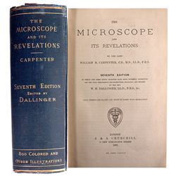 Microscopes Book -