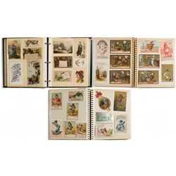Trade Card Collection -