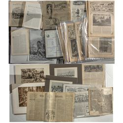 Western Newspaper & Ephemera Group -