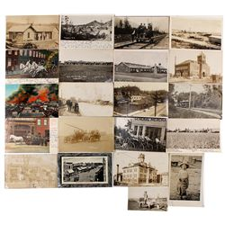Western Real Photo Post Cards -
